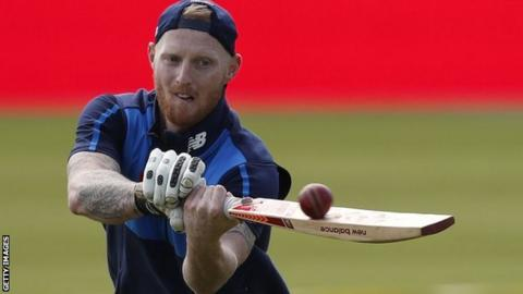 England's Stokes to return from injury for Durham in T20 match