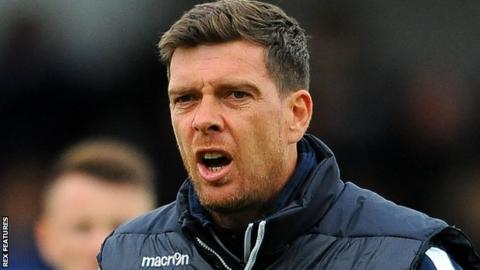 Darrell Clarke took over as new Walsall manager on 10 May - on a three-year contract