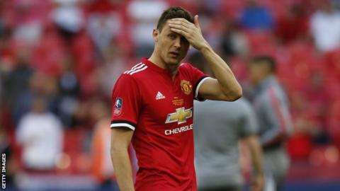 Man Utd: Nemanja Matic to miss start of season - Jose Mourinho