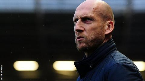 Jaap Stam sacked as Reading manager