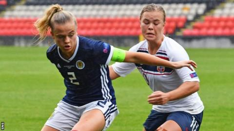 Amy Muir withdraws from the Scotland squad a day after first call-up