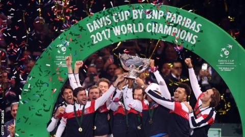 New Davis Cup format to be voted on this week