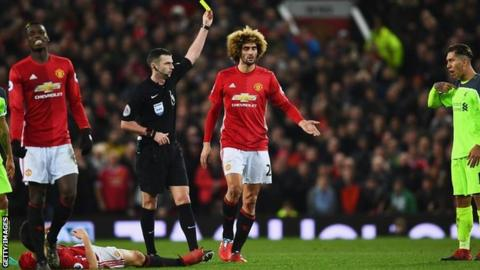 Ifab will look at whether yellow cards should lead to a period in the sin bin