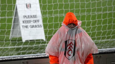 Steward at Fulham