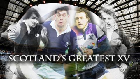 Scotland's Greatest XV