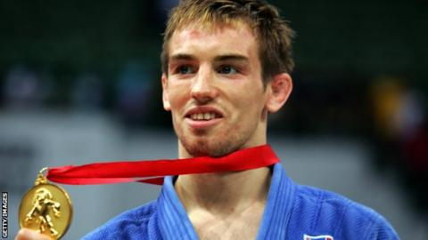 Craig Fallon: Former world and European judo champion dies at 36