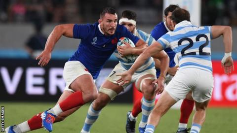France star Bernard Le Roux admits team was 'surprised' by USA