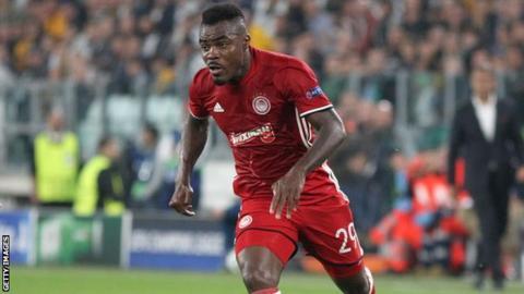 Emmanuel Emenike: Ex-Nigeria striker hopes to bounce back in Belgium