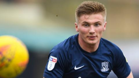 Moore helped Southend to a final-day escape from relegation to League Two
