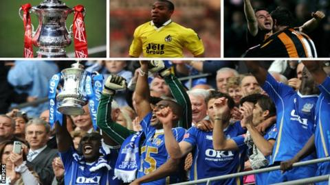 FA Cup first round tales