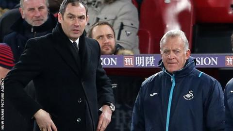Paul Clement and Alan Curtis