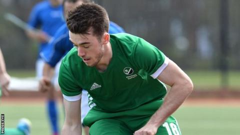 Johnny McKee was among the Irish goalscorers
