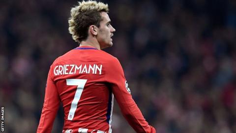 Image result for Griezmann atletico