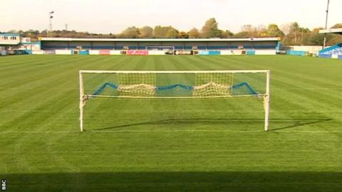 Nuneaton Borough's Liberty Way ground
