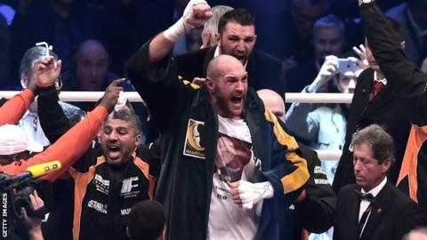 Tyson Fury labels himself 'greatest heavyweight of all time' ahead of comeback