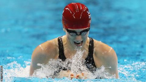 Four-time Paralympic champion Bethany Firth had already been forced to withdraw through injury