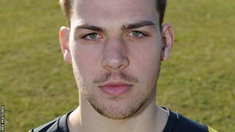 Former QPR youth goalkeeper Tommaso Trani