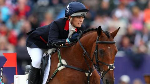 Rio 2016 Zara Tindall Misses Out On Olympics Selection