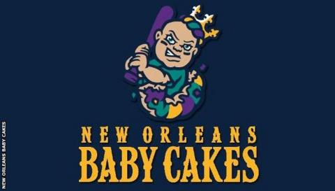 New Orleans Baby Cakes