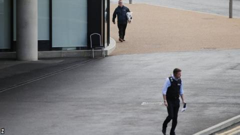 HMRC officers raided Newcastle and West Ham's stadiums on Wednesday as part of the investigation