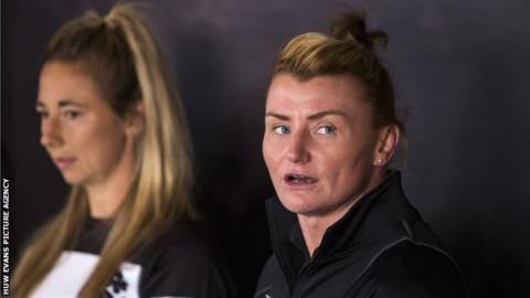 Rachel Taylor has also taken on coaching roles with the Barbarians and the Crawshay's women's sides.