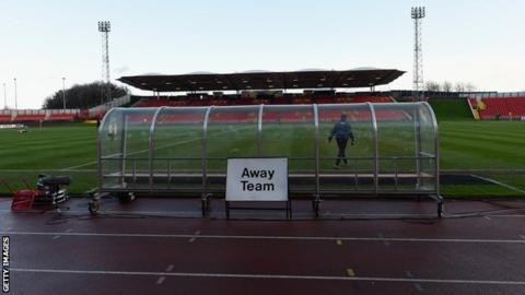 Gateshead's stadium