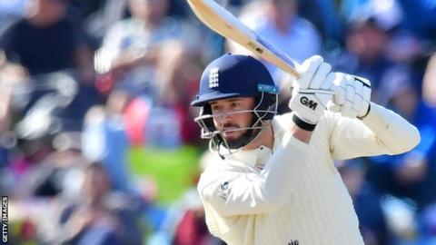 England's James Vince