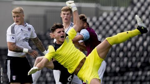 Matija Sarkic has had loan spells at Wigan, Stratford Town and Havant & Waterlooville