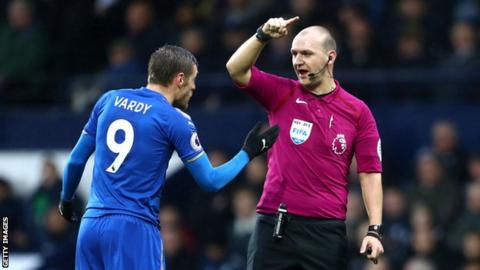 Former Premier League ref sacked for offensive video