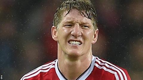 Schweinsteiger retired from international football after Euro 2016