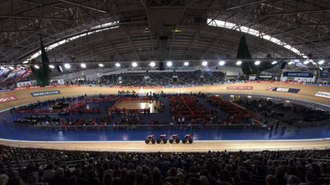 British Cycling is based at the National Cycling Centre in Manchester