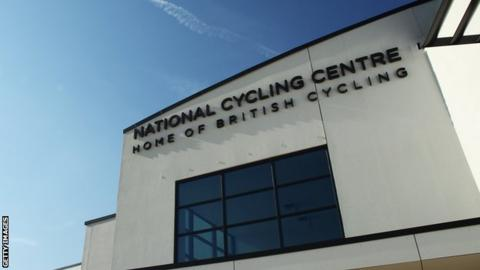 British Cycling centre