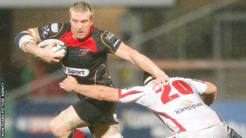 Andy Powell, Newport Gwent Dragons