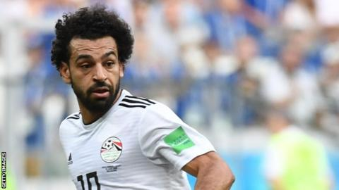 Mohammed Salah tweet revives dispute with Egypt football authorities