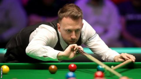 World number one Judd Trump