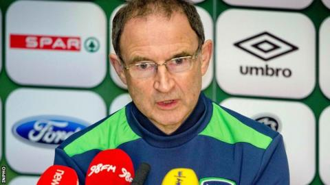 Republic of Ireland manager Martin O'Neill refused to speculate on extending his deal with the FAI