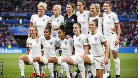The England Lionesses