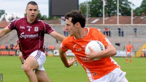 Jamie Clarke's absence for the 2016 season is a major blow for Armagh