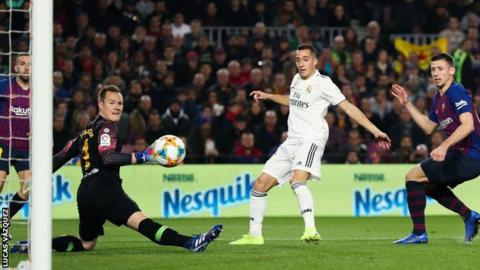 Barcelona 1-1 Real Madrid: Malcom's equaliser sets up mouth-watering