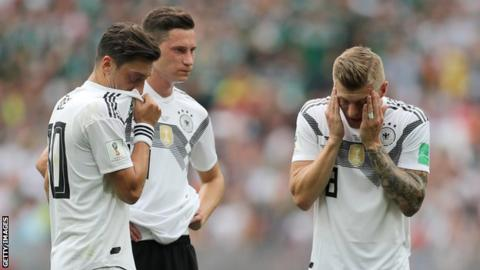 'Ozil's claims of racism in German camp are nonsense'