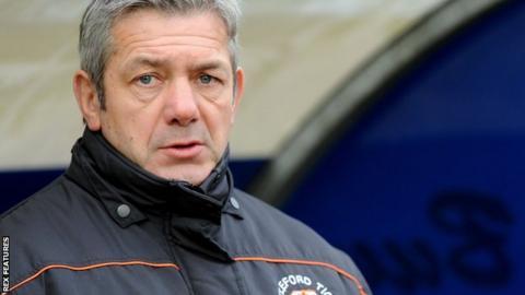 Castleford Tigers coach Daryl Powell