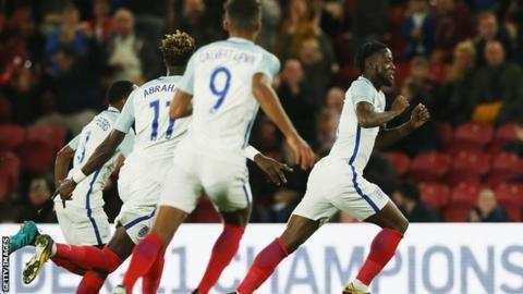 Josh Onomah was left out of the England U21 squad for their most recent 3-0 win over Latvia