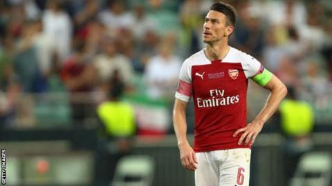 Wright slams Koscielny: 'You should be ashamed'