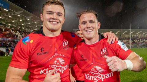 European Rugby Champions Cup: Head coach McFarland 'still learning' with Ulster