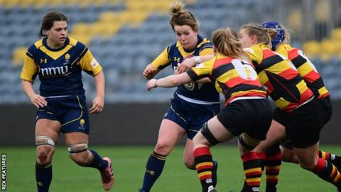 Worcester Valkyries v Richmond