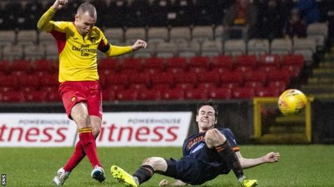 Miller's goal against Dundee United meant he has scored in four different decades