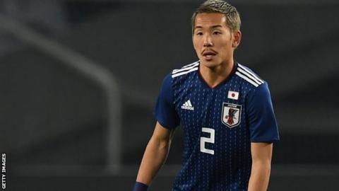 Leeds United sign Japan midfielder Yosuke Ideguchi from Gamba Osaka