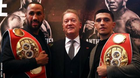 DeGale loses title in huge upset