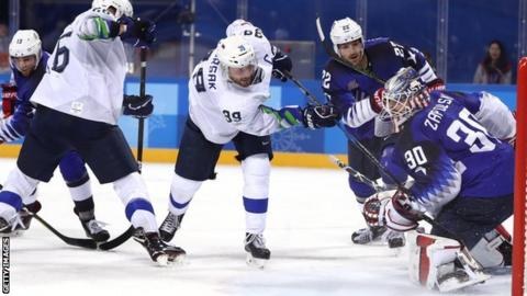 Ilya Kovalchuk, Russian Athletes Cruise Past USA in 2018 Olympics Hockey