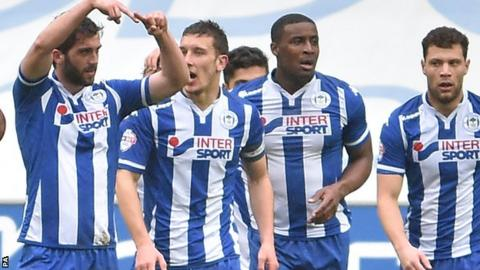 COVENTRY MESSAGE BOARD • View topic - Wigan Athletic 1 - 0